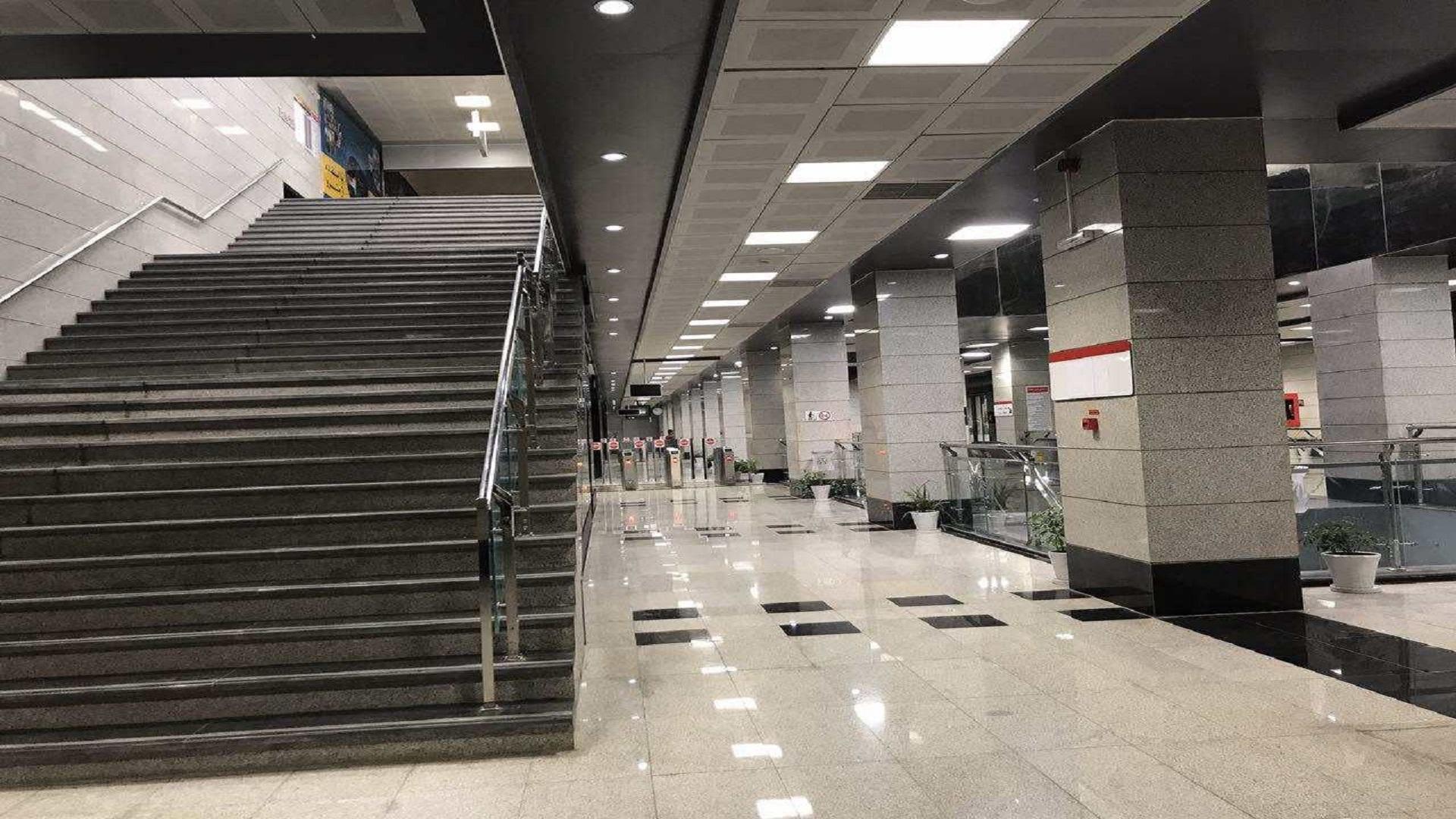 ایستگاه مترو زندیه شیراز